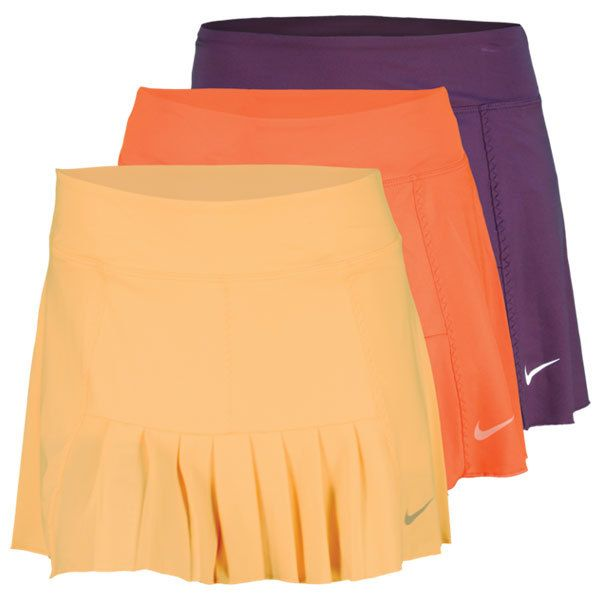 Women`s Pleated Knit Tennis Skirt