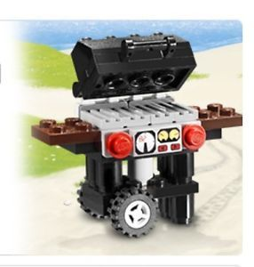 lego mini build | Lego Store Monthly Mini Build Summer Exclusive BBQ Grill 2013 | eBay