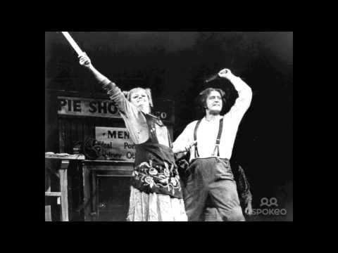 ▶ A Little Priest *Sweeney Todd, Opening Night, March 1, 1979* - Angela Lansbury and Len Cariou - YouTube (Recording Not a Video)