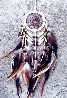 """Native American Dream Catchers 2.5"""" Dream Catcher"""