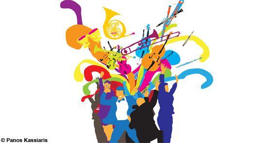 «Άκου… τα πλήκτρα!». Σε ποια οικογένεια της ορχήστρας ανήκουν τα Πληκτροφόρα;  Θα το μάθετε αν έρθετε να τα … ακούσετε στη σκηνή της Αίθουσας Χρήστος Λαμπράκης! Γνωρίστε το πιάνο, την τσελέστα, το τσέμπαλο μέσα από χαρακτηριστικά αποσπάσματα έργων που γράφτηκαν γι' αυτά από τους F. Couperin, W. A. Mozart, L. v. Beethoven, F. Liszt, F. Chopin, Σ. Ραχμάνινοφ, Ι. Στραβίνσκι, B. Bartók κ.ά.