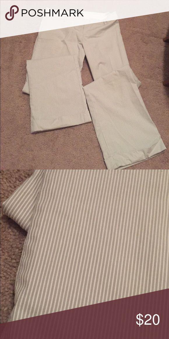 Seersucker Pants Spring/Fall Seersucker pants Tommy Hilfiger Pants