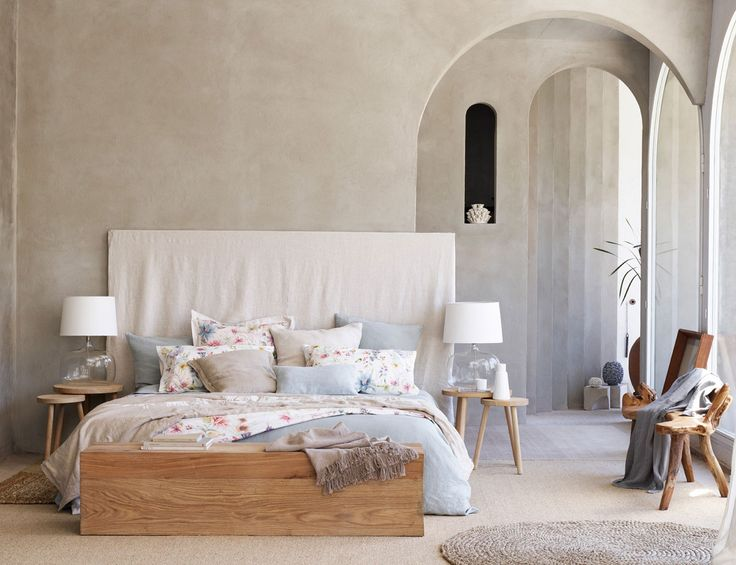 Linen Campaign AW16 - Editorials | Zara Home United Kingdom
