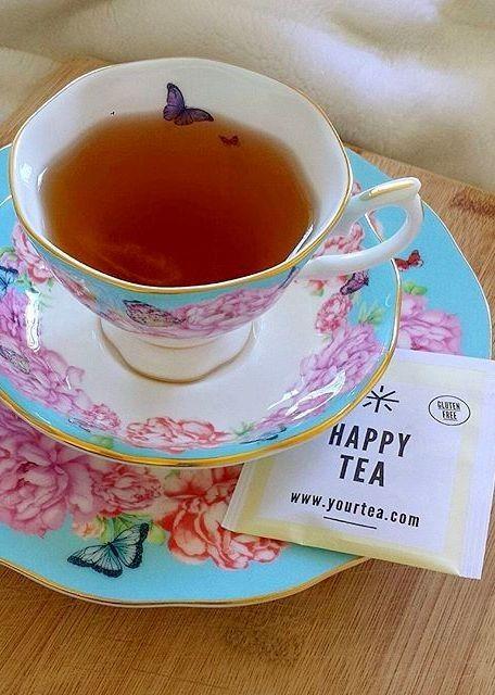 Your Tea: Happy Tea