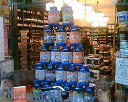 Whey ou Proteína do soro do leite – Wikipédia, a enciclopédia livre