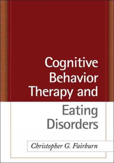 This book provides the first comprehensive guide to the practice of enhanced cognitive behavior therapy (CBT-E), the latest version of the leading empirically supported treatment for eating disorders.