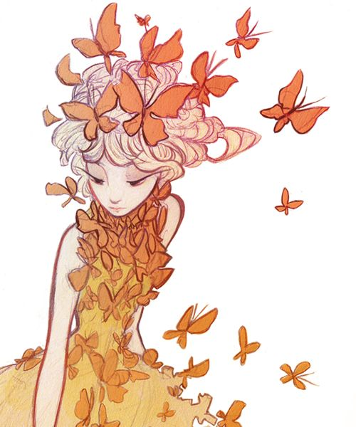 The compassion, warmth and beauty of Effie Trinket that not everyone can see. She tried, she really did. She just didn't always know how.