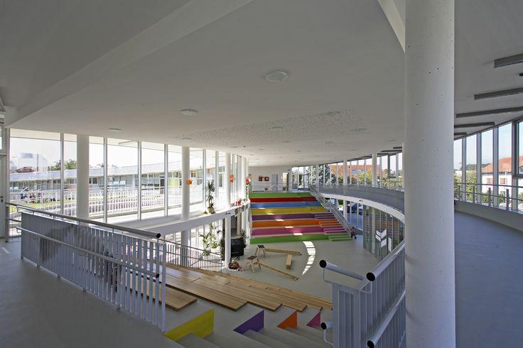 Segrt Hlapic Kindergarten - Radionica Arhitekture