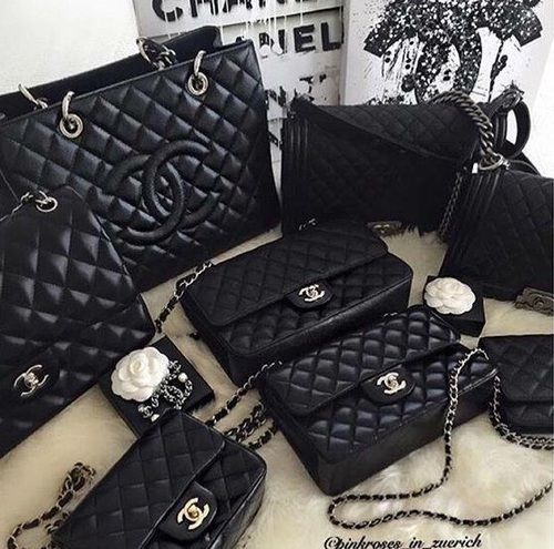 Chanel Women's Handbags & Wallets - amzn.to/2iZOQZT handbags wallets - amzn.to/2jDeisA