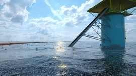 Proyecto para limpiar los océanos de Boyan Slat