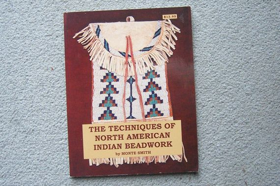 Techniques of North American Indian Beadwork by WeaverBeaver, $8.00