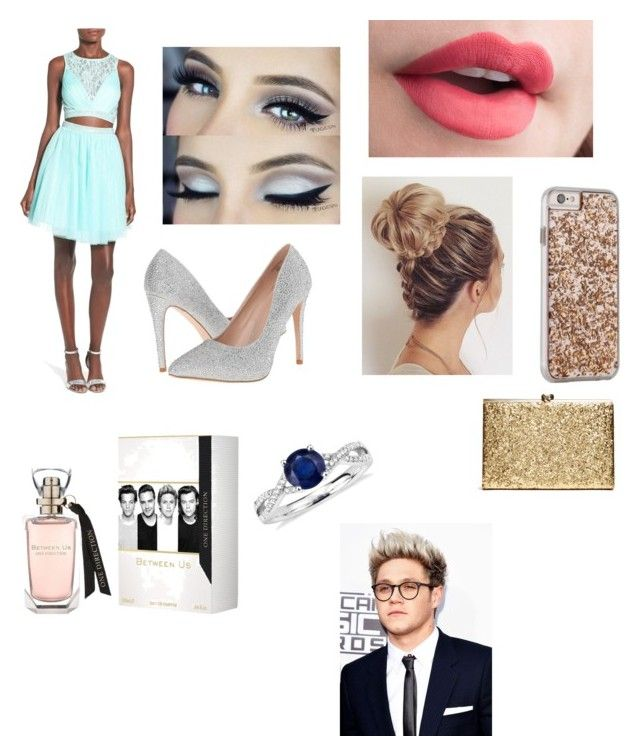 """American music awards with Niall hora"" by nlc0812 ❤ liked on Polyvore featuring Way-In, Lauren Lorraine, Blue Nile and Case-Mate"