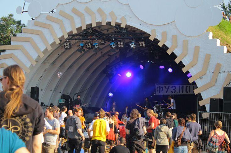 Festival Fusión en Lärz Alemania, un gran Festival que se realiza en el verano de Europa y abre sus puertas a manifestaciones artísticas de todo el planeta.
