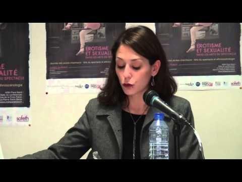 Communication en ligne : « La post-pornographie dans le spectacle vivant » (E. Landais, 2014)