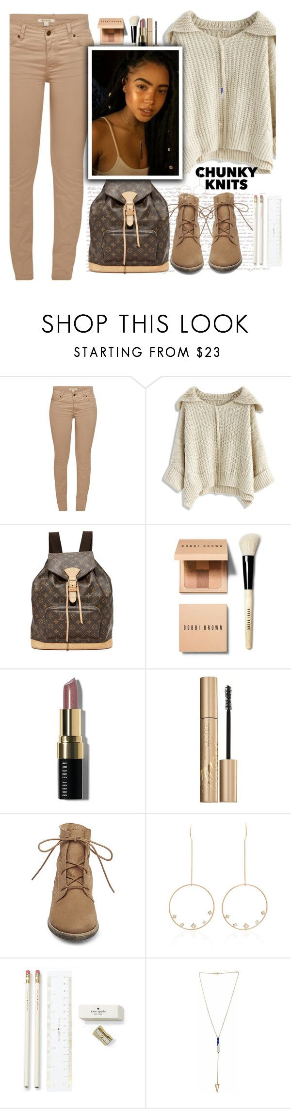 """Back to school"" by rastaress-motso ❤ liked on Polyvore featuring Barbour, Chicwish, Bobbi Brown Cosmetics, Stila, Steve Madden, ZoÃ« Chicco, Kate Spade and Edge of Ember"