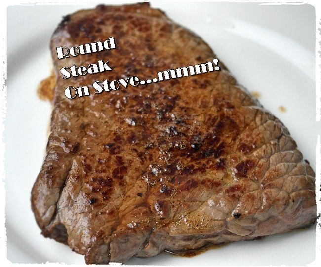 How To Cook Round Steak On Stove Top & How Long Does It ...