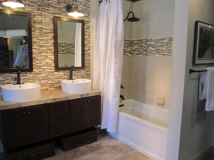 Best Tub Surround Ideas Images On Pinterest Bathroom Ideas