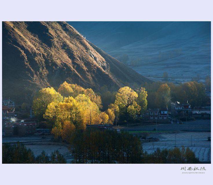 Travel Scenery: The Fantastic Natural Scenery Of The West Area Of Sichuan