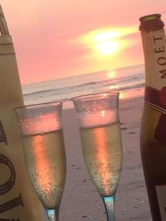 Bubbles at Cable Beach!