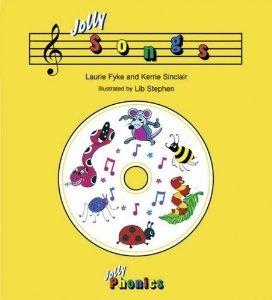Jolly Songs (Jolly Phonics): Amazon.co.uk: Laurie Fyke: Books