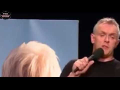 Greg Davies Live 2013- The Back Of My Mums Head - YouTube