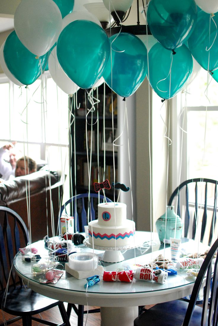 Baby shower decorations for a boy pinterest images galleries with a bite - Ideeen deco kamer baby boy ...