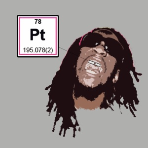 P is for Platinum, Fool! Shirt #AATC