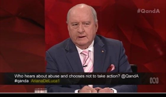 Fairfax Media's 2GB radio host Alan Jones is under investigation by the NSW Police for the statutory rape of underage boys in the 1980's. I have raised the issue with Fairfax Media, the…