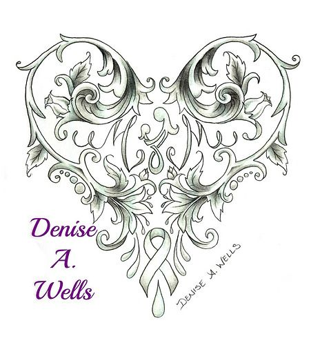 Mom Heart Tattoo design by Denise A. Wells | Flickr - Photo Sharing!
