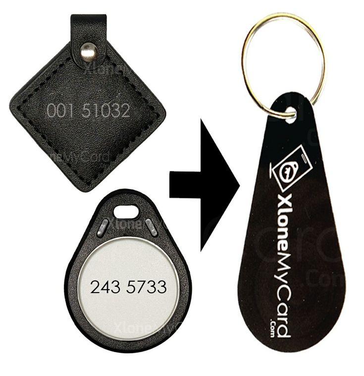 Copy clone your rfid apartment key fob by xlonemycard