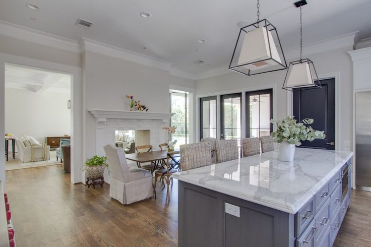 1000 ideas about transitional pendant lighting on for 3 sided dining room table
