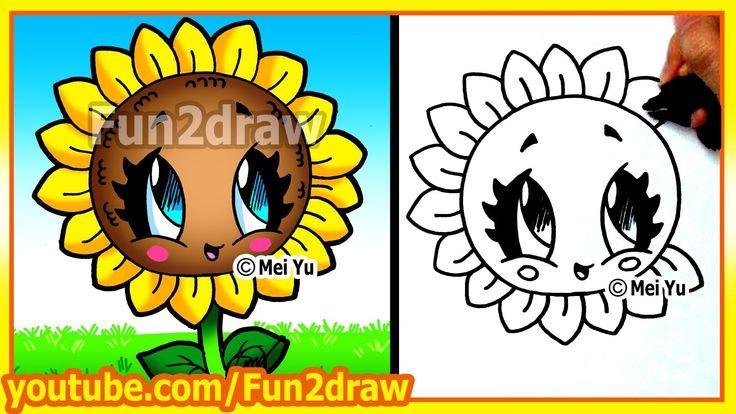 Fun2draw animals cartoon characters hello kitty for Fun to draw cute animals