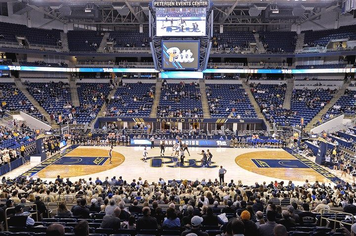 Attendance is down at Pitt basketball games, but the Panthers aren't alone