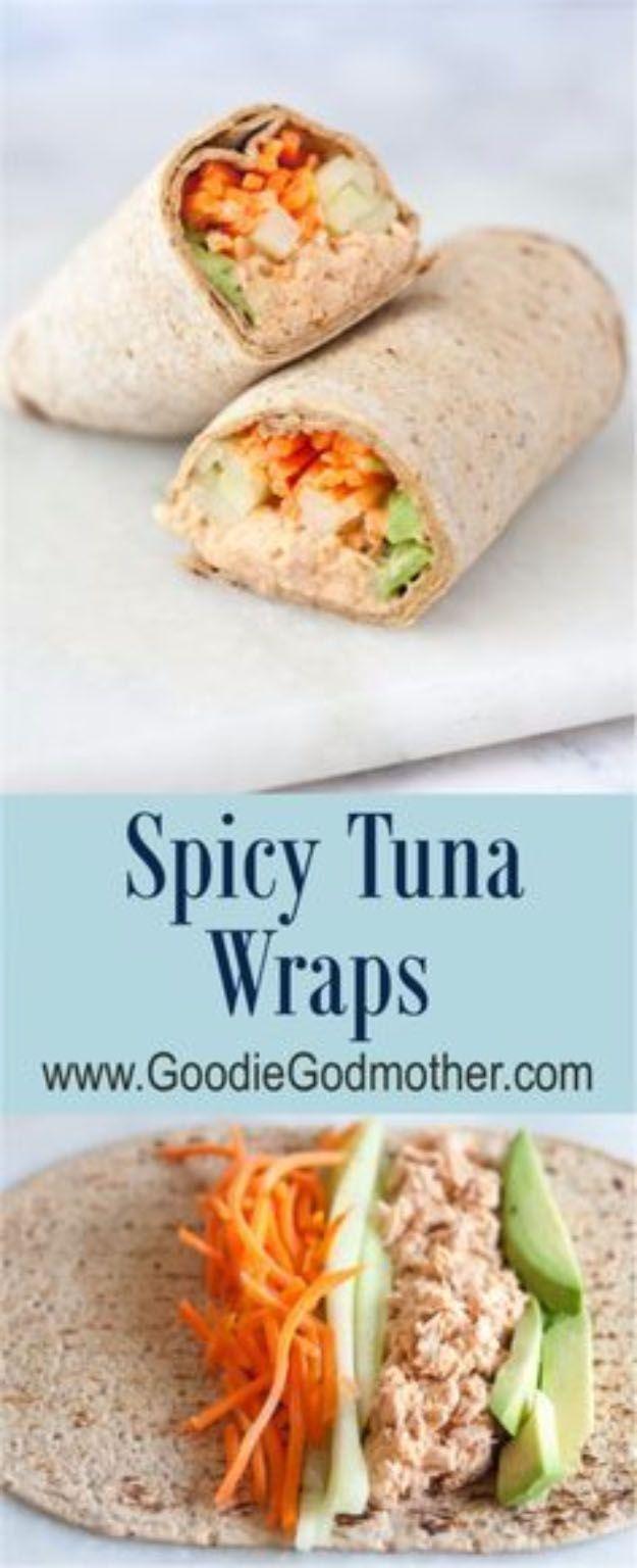 healthy tuna recipes weight loss