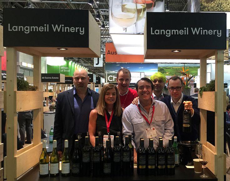 https://flic.kr/p/F9KjL3 | Our friends from Langmeil Winery