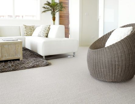 Tussore carpet by Cavalier Bremworth. Tussore is a smartly tailored loop pile carpet offering fantastic durability because of its felted construction from a mix of thick and thin yarn.