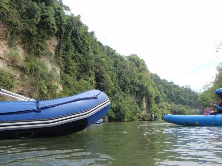 cagayan de oro rafting 2011
