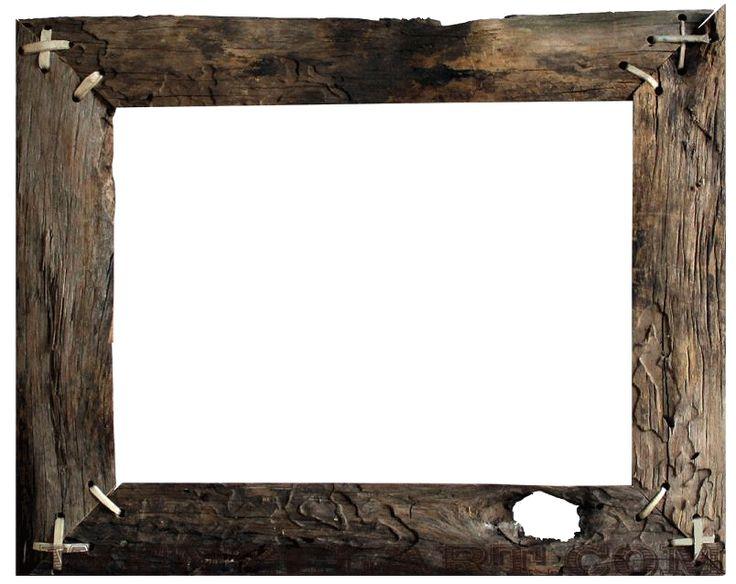Vintage Wood Frame : Wood frames, Backgrounds and Barns on Pinterest