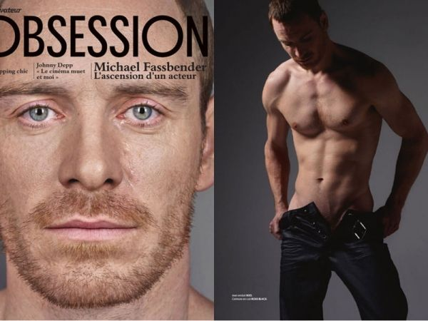 Michael Fassbender Nude For Obsession Photos  Eyecandy -3648