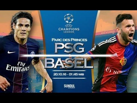 PSG vs Basel 3-0 All Goals & Highlights  Champions League 19.10.2016 PSG vs Basel Highlights and Full Match Competition: UEFA Champions League Date: 19 October 2016 Stadium: Parc des Princes (Paris) Referee: D. Aytekin -----------------------------------------   Like  Share  Comment on Video  Thanks for Watching!   Please help channel reached 100000 subscribe