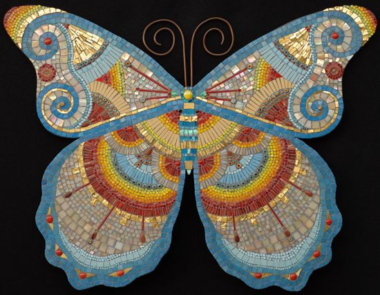 Irina Charny Mosaics-How beautiful