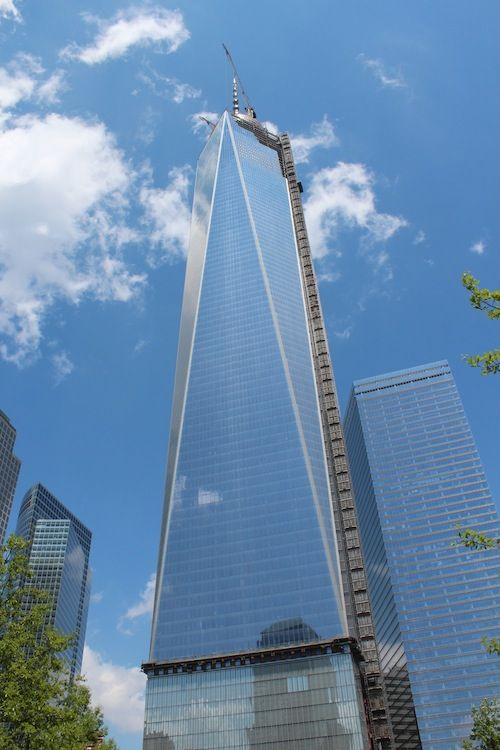 Tips for visiting the National September 11th Memorial in New York City.