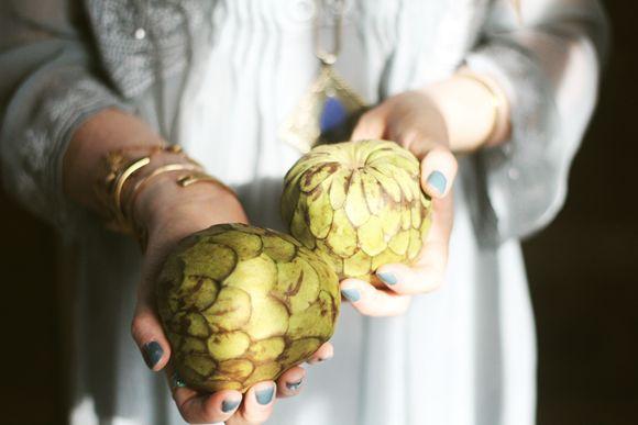 Rad Fruits: Benefits Of Cherimoya