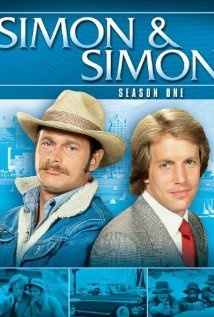 Simon & Simon.... this was a show that I never watched until it came out in reruns...but it was very entertaining...