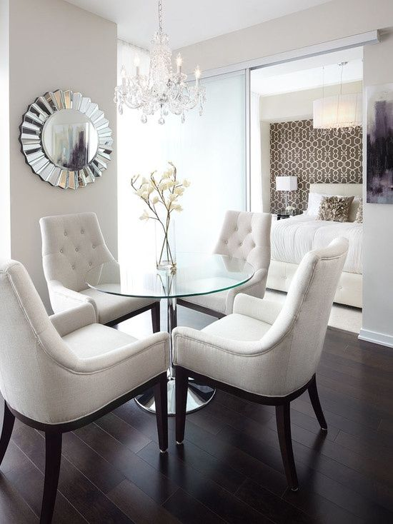 Contemporary Dining Room Design, Pictures, Remodel, Decor and Ideas - page 4
