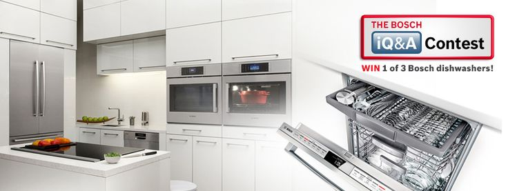 "Bosch Home Appliances ""1Q&A"" *Daily Entry* Exp. 04/23/2015"