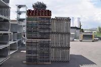 1062,43 m² gebrauchtes Gerüst mit Alu-Robustböden Layher MJ Assco (131066)