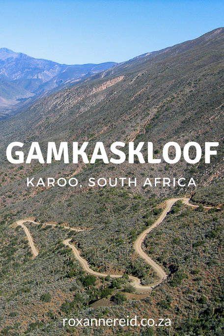 Gamkaskloof, Karoo, South Africa #travel #Karoo #SouthAfrica