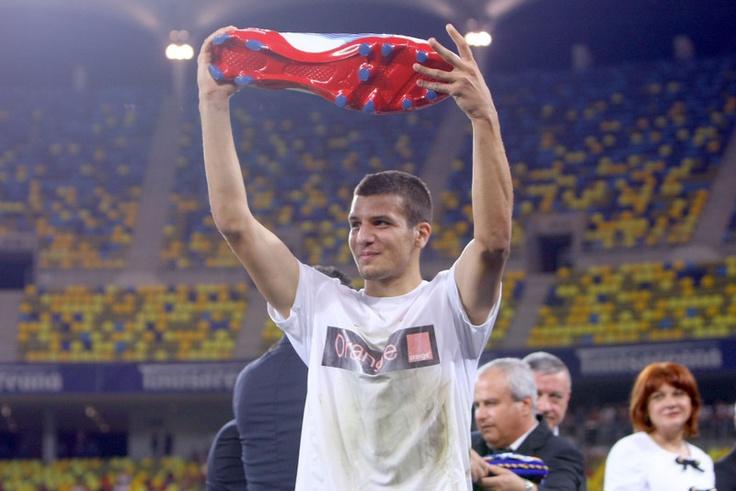FC Dinamo - he was the best!