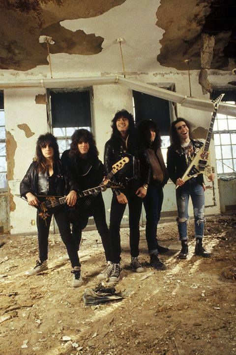 Anthrax - Thrash metal from Yonkers, New York City, U.S.A.